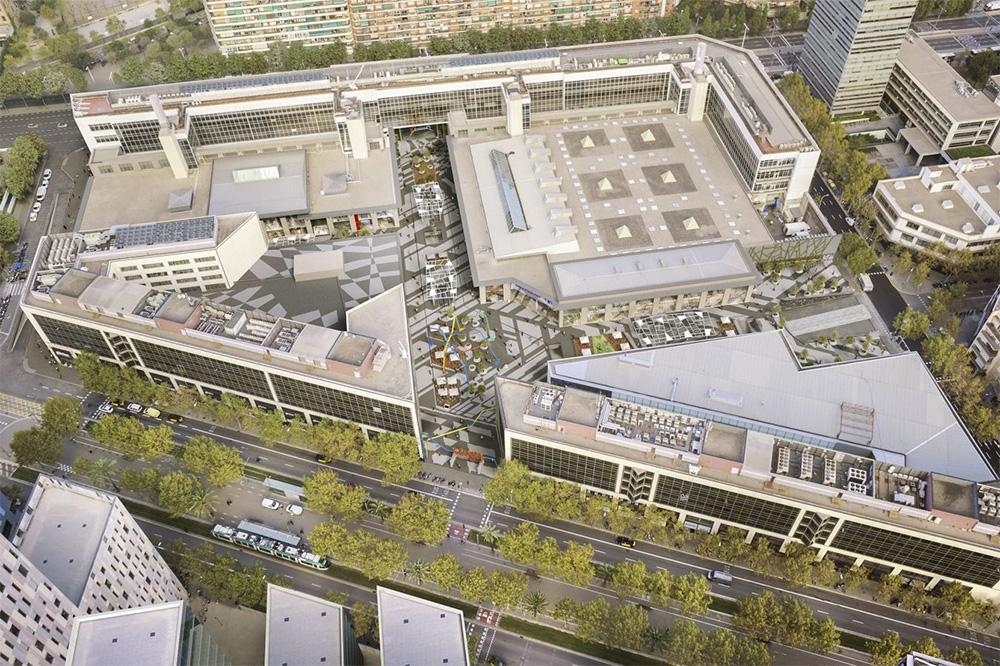 Reforma y ampliación Centro Comercial 'Glòries'