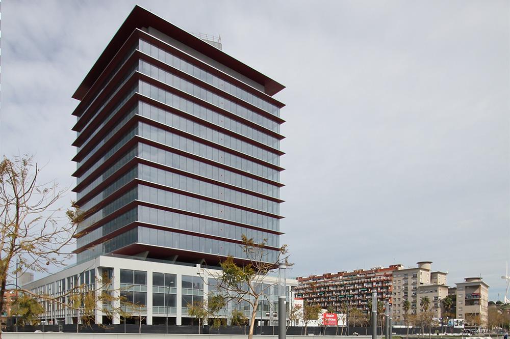 Edificio de Oficinas 'Torre Marina'
