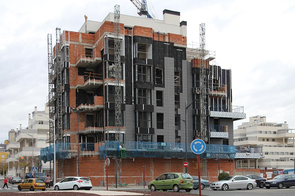 Edificio 15 viviendas
