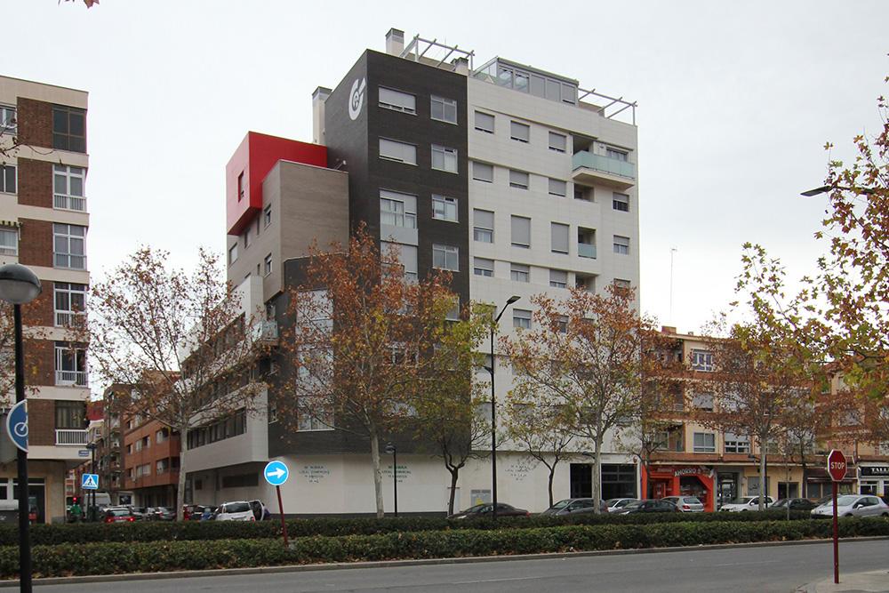 Edifico 37 viviendas 'Babel'