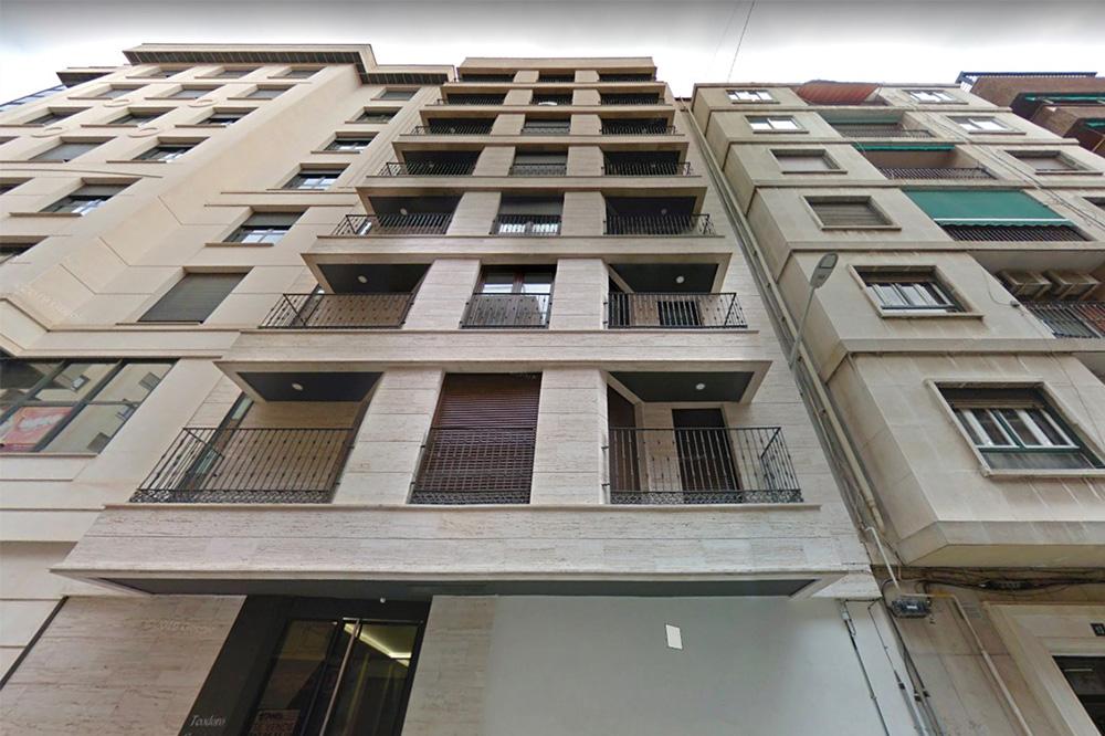 Edificio 8 viviendas Teodoro Camino 11