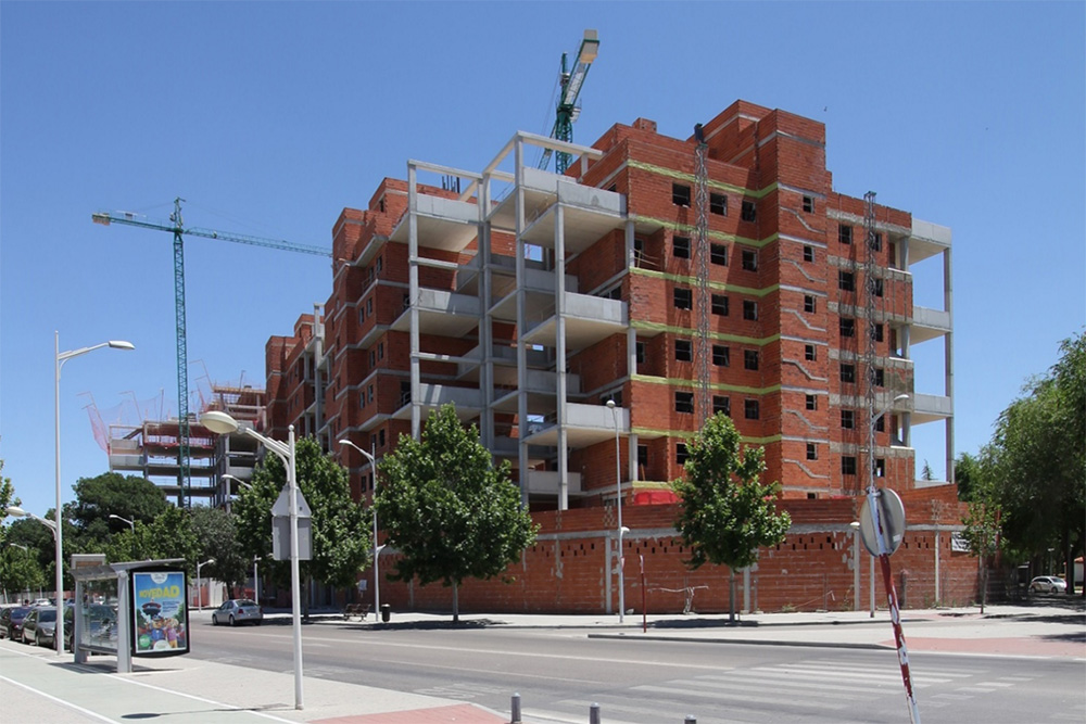 Residencial 99 viviendas 'Olimpo'